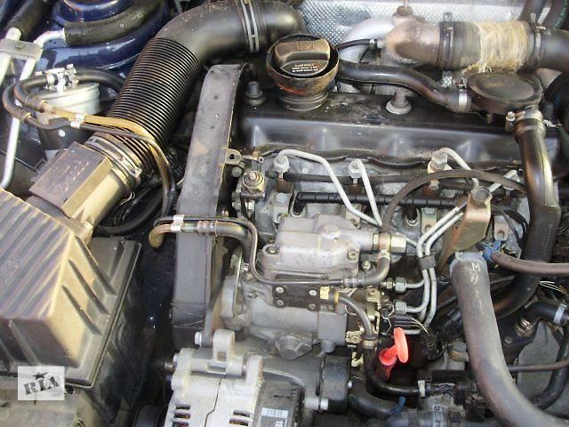 купить бу Б/у Детали двигателя Двигатель Легковой Volkswagen B4 1996 в Тернополе