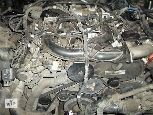 продам б/у Детали двигателя Двигатель Легковой Volkswagen Touareg Кроссовер 2008 бу в Днепре (Днепропетровск)