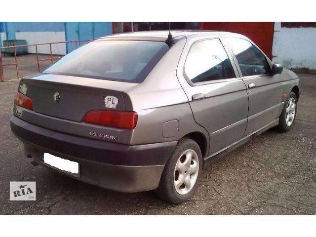 б/у Детали кузова Багажник Легковой Alfa Romeo 146 1998- объявление о продаже  в Львове