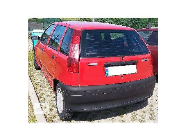 б/у Детали кузова Багажник Легковой Fiat Punto 1998- объявление о продаже  в Львове