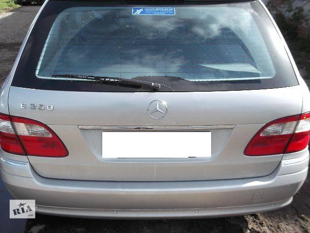 продам Б/у Детали кузова Багажник Легковой Mercedes E-Class 2003 бу в Львове