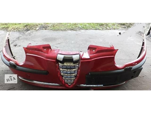 купить бу б/у Детали кузова Бампер передний Alfa Romeo 147 в Одессе