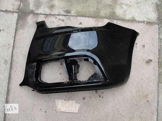 б/у Детали кузова Бампер передний Audi A1 в наличии!!!!!- объявление о продаже  в Львове