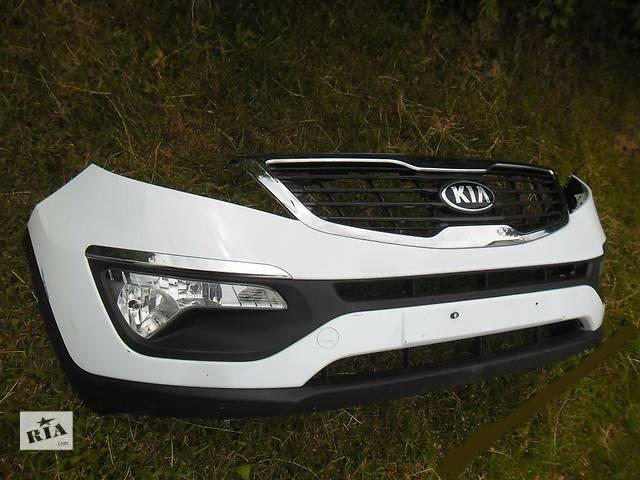 купить бу б/у Детали кузова Бампер передний Kia Sportage в Одессе