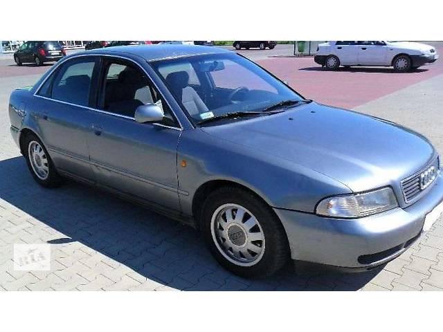 б/у Детали кузова Бампер передний Легковой Audi A4 1997- объявление о продаже  в Львове