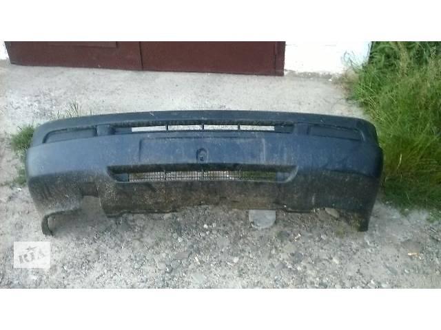 продам б/у Детали кузова Бампер передний Легковой Fiat Scudo expert jumpy 2001 бу в Стрые