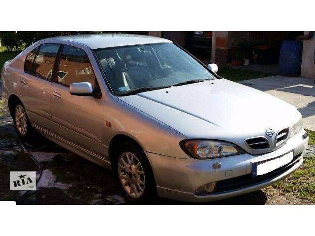 б/у Детали кузова Бампер передний Легковой Nissan Primera 2001- объявление о продаже  в Львове