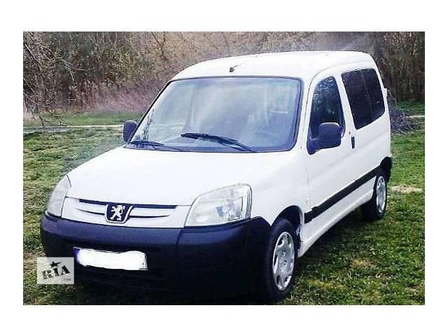продам б/у Детали кузова Бампер передний Легковой Peugeot Partner 2004 бу в Львове