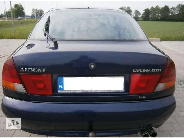 продам б/у Детали кузова Бампер задний Легковой Mitsubishi Carisma 1997 бу в Львове