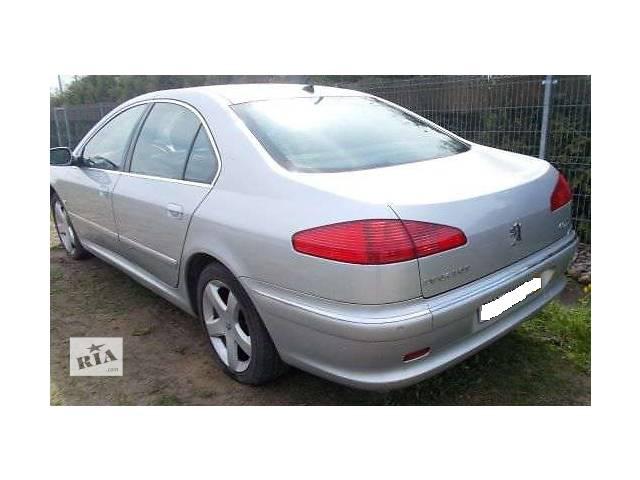 продам б/у Детали кузова Бампер задний Легковой Peugeot 407 2005 бу в Львове