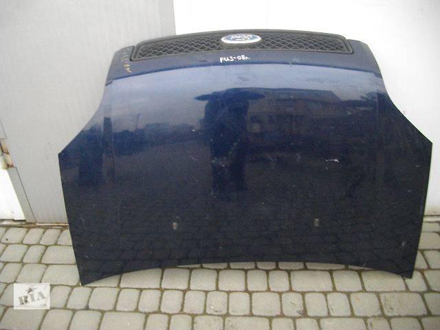 бу б/у Детали кузова Капот Легковой Ford Fusion 2007 в Львове