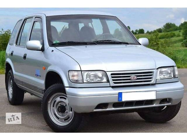 купить бу б/у Детали кузова Капот Легковой Kia Sportage 1997 в Львове