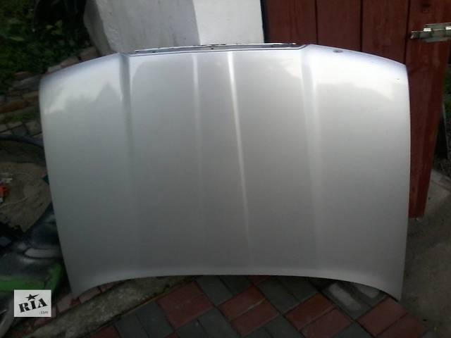 бу б/у Детали кузова Капот Легковой Skoda Octavia 2005 в Умани