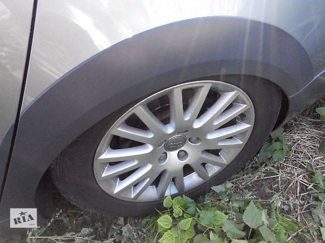 б/у Детали кузова Крыло переднее Легковой Audi A6 Allroad 2006- объявление о продаже  в Львове
