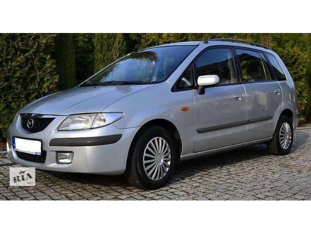 купить бу б/у Детали кузова Крыло переднее Легковой Mazda Premacy 2002 в Львове