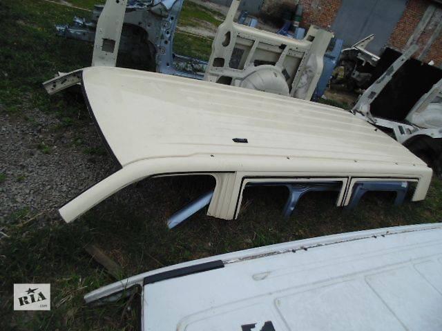 купить бу б/у Детали кузова Крыша Легковой Volkswagen T5 (Transporter) 2010 в Ковеле