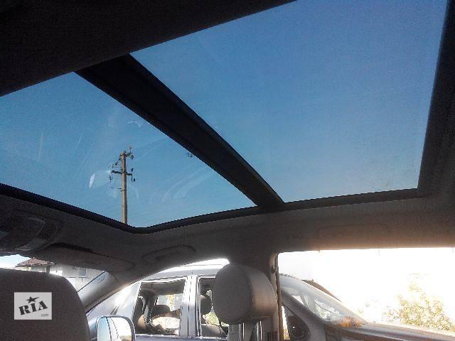 купить бу б/у Детали кузова панорамная крыша Легковой Audi Q7 в Львове