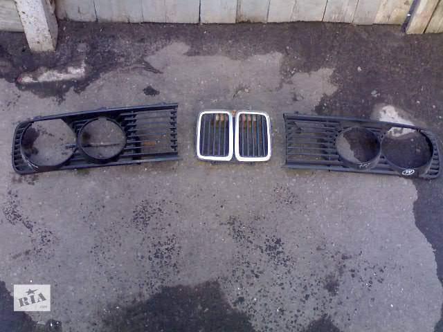 продам Б/у Детали кузова Решётка радиатора Легковой BMW 5 Series бу в Сумах