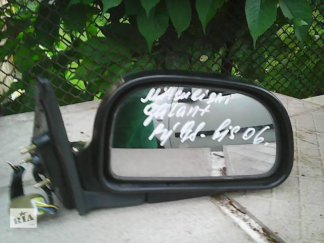 бу Б/у зеркало для легкового авто Mitsubishi Galant в Жидачове