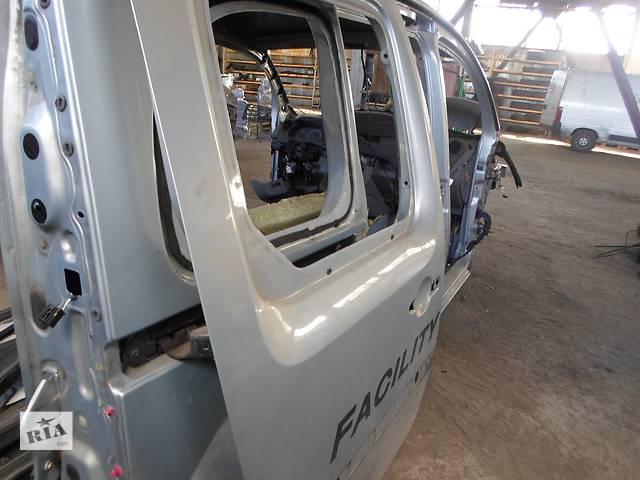б/у Дверь боковая сдвижная Легковой Renault Kangoo пасс. 2010- объявление о продаже  в Ровно
