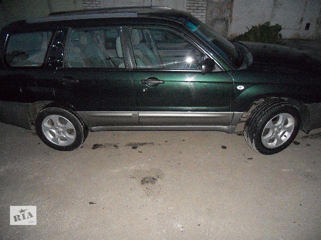 купить бу Б/у дверь передняя для легкового авто Subaru Forester 2005 в Львове