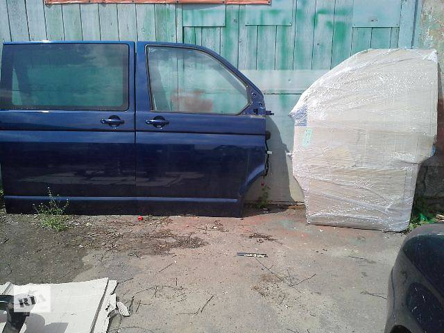 б/у Двері/багажник і компоненти Двері передні Легковий Volkswagen T5 (Transporter)- объявление о продаже  в Львове