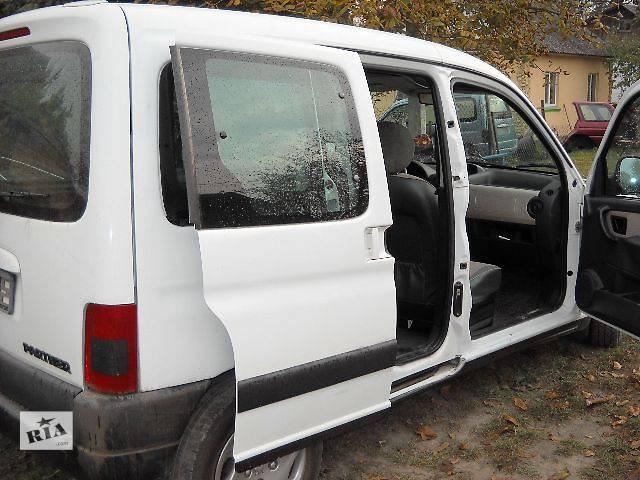 продам б/у Двери/багажник и компоненты Дверь боковая сдвижная Легковой Peugeot Partner 2005 бу в Ровно