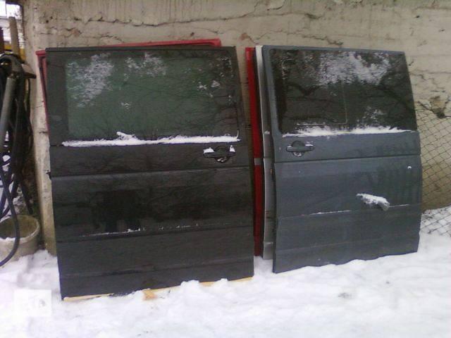 продам б/у Двери/багажник и компоненты Дверь боковая сдвижная Легковой Volkswagen Multivan 2008 бу в Виноградове