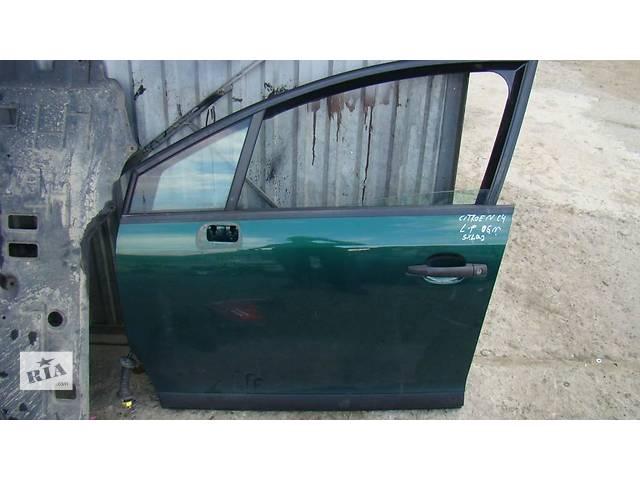б/у Двери/багажник и компоненты Дверь передняя Citroen C4- объявление о продаже  в Одессе