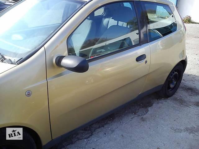 купить бу б/у Двери/багажник и компоненты Дверь передняя Fiat Punto в Одессе