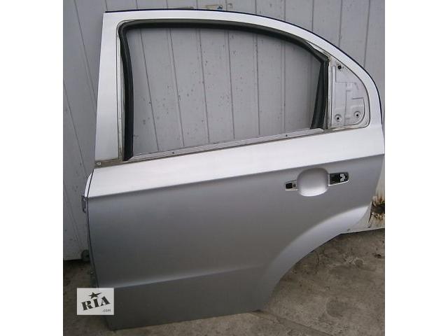 купить бу Б/у дверь для легкового авто Chevrolet Aveo в Луцке