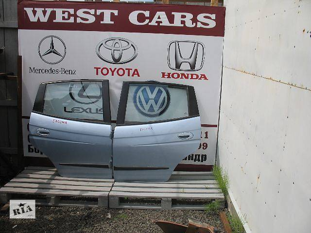 продам б/у Двери/багажник и компоненты Дверь задняя Легковой Chevrolet Tacuma бу в Луцке