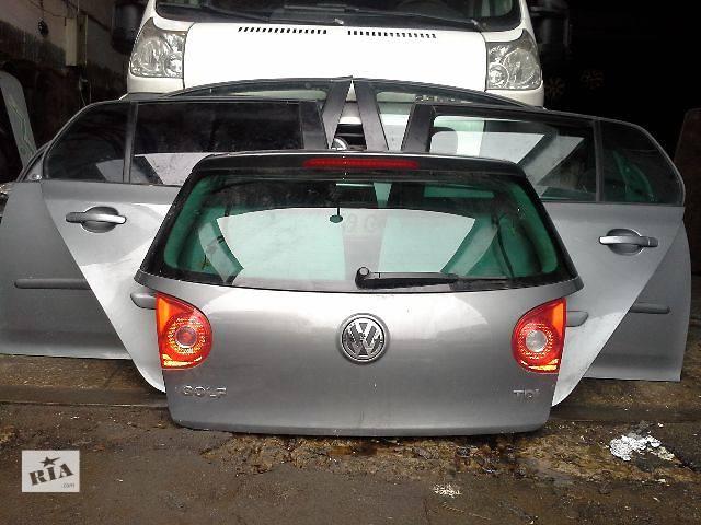 продам б/у Двері/багажник і компоненти Двері задня Легковий Volkswagen Golf V Хетчбек 2008 бу в Львові