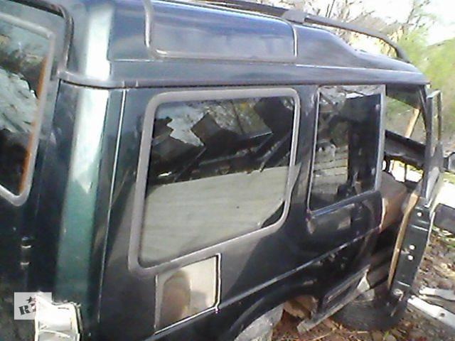 б/у Двери/багажник и компоненты Карта двери Легковой  Land Rover Discovery 1998 2,5 tdi, Кроссовер 1998- объявление о продаже  в Ивано-Франковске