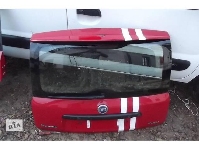 продам б/у Двери/багажник и компоненты Крышка багажника Fiat Panda бу в Одессе