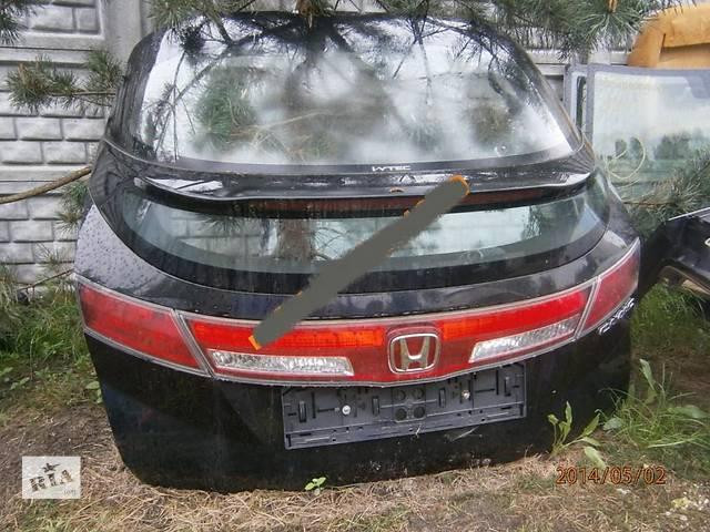 купить бу б/у Двери/багажник и компоненты Крышка багажника Honda Civic UFO в Одессе