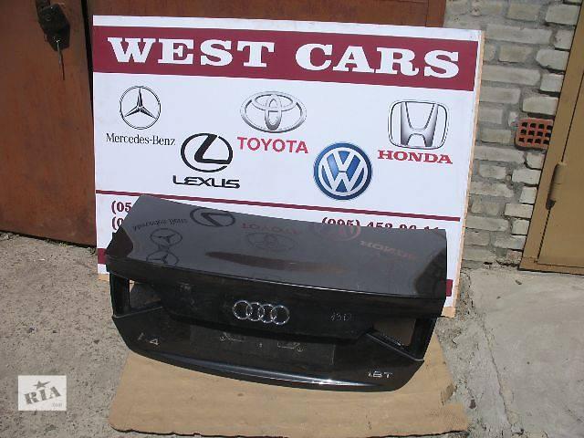 продам б/у Двери/багажник и компоненты Крышка багажника Легковой Audi A4 2009 бу в Луцке