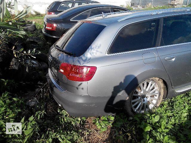 продам б/у Двери/багажник и компоненты Крышка багажника Легковой Audi A6 Allroad 2006 бу в Львове