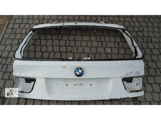 бу Крышка багажника BMW X5 2008 в Ковеле
