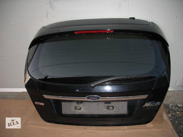 б/у Двери/багажник и компоненты Крышка багажника Легковой Ford Fiesta New 2010- объявление о продаже  в Луцке