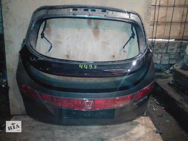 б/у Двери/багажник и компоненты Крышка багажника Легковой Honda Civic Hatchback Кроссовер 2012- объявление о продаже  в Киеве