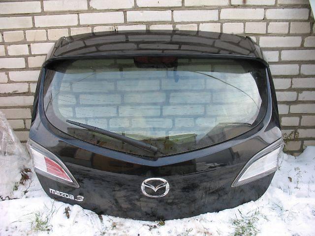 продам б/у Двери/багажник и компоненты Крышка багажника Легковой Mazda 3 Hatchback 2010 бу в Луцке