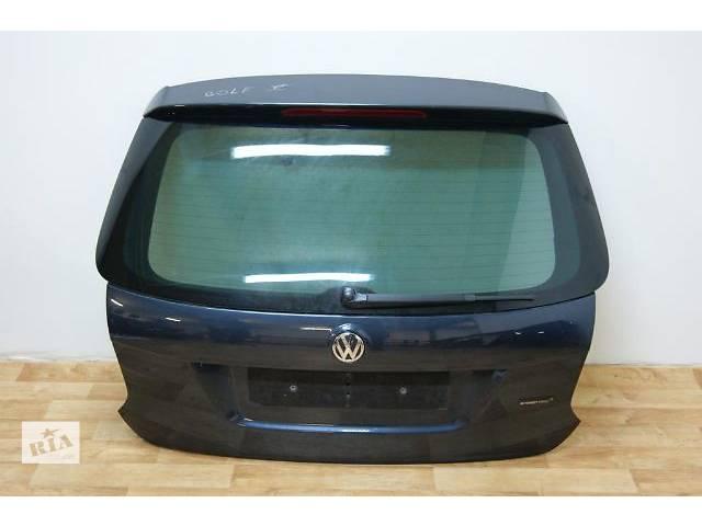 бу б/у Двері/багажник і компоненти Кришка багажника Легковий Volkswagen Golf VI Variant в Львові