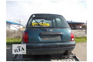 б/у Бамперы задние Nissan Micra