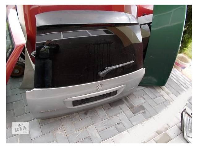 бу б/у Двери/багажник и компоненты Крышка багажника Peugeot 206 в Одессе