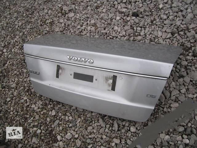 бу б/у Двери/багажник и компоненты Крышка багажника Volvo S80 в Одессе
