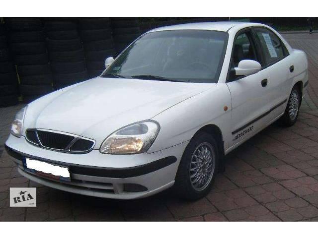 купить бу б/у Двери/багажник и компоненты Легковой Daewoo Nubira 2002 в Львове