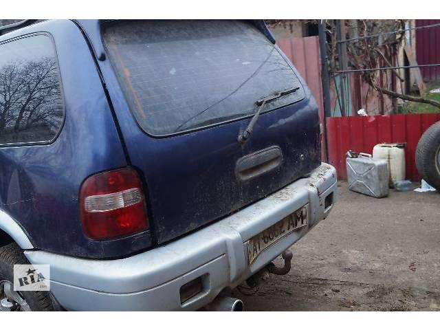 купить бу б/у Двери/багажник и компоненты Легковой Kia Sportage в Черкассах