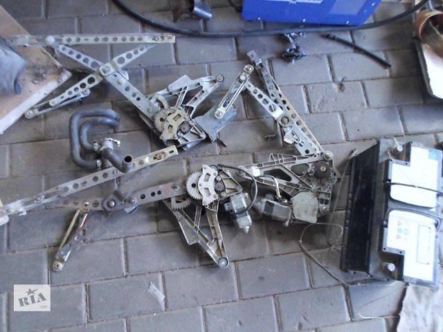 бу б/у Двери/багажник и компоненты Стеклоподъемник Легковой Mercedes 123 1984 в Берегово (Закарпатской обл.)