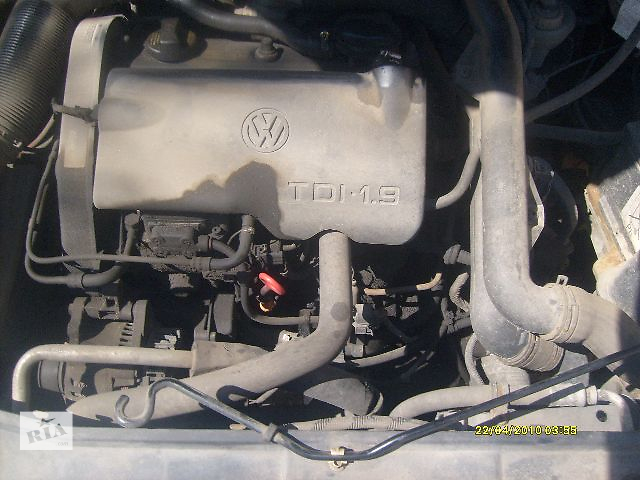 бу Б/у двигатель для легкового авто Volkswagen Golf 1996 в Самборе